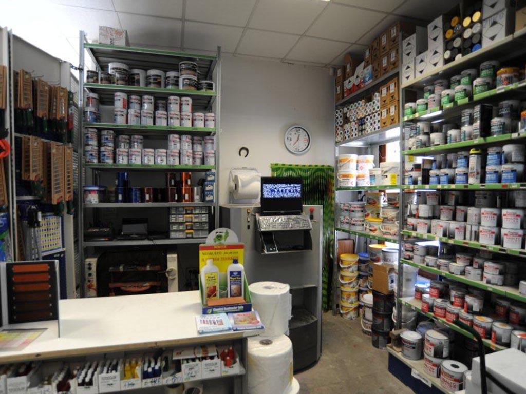 Vendita di Pitture e Vernici Professionali a San Felice sul Panaro - Ferramenta Vancini