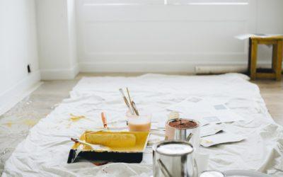 Vuoi imbiancare casa? Scopri le tendenze del momento